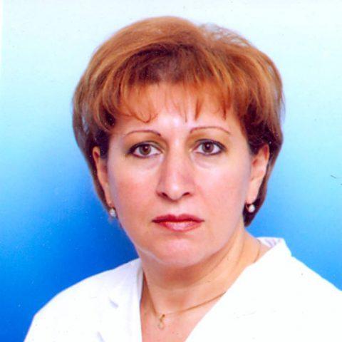 Проф. д-р Миряна Поповска